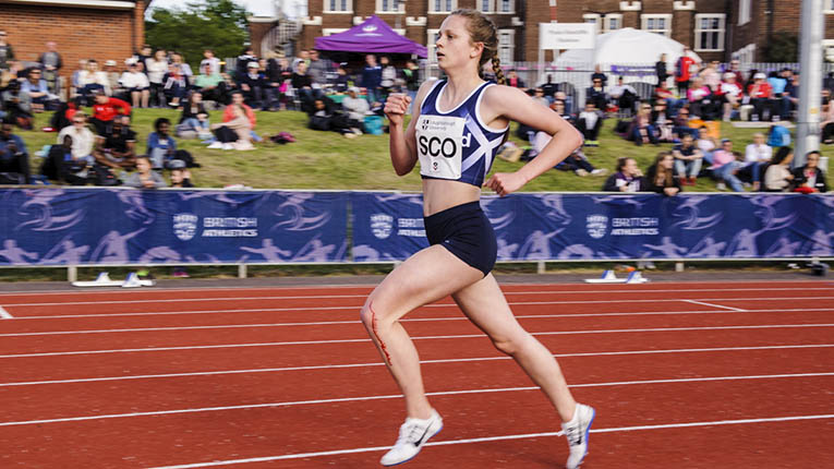 Scottish Athletics - Loughborough International 2017 (C)Bobby Gavin -  Byline must be used